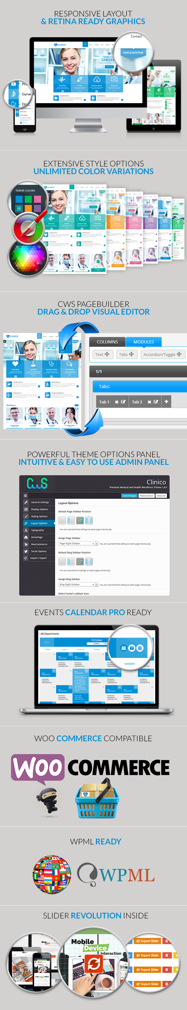 Clinico - Medical and Health Theme